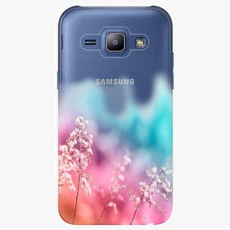 iSaprio Plastový kryt - Rainbow Grass - Samsung Galaxy J1