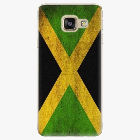 iSaprio Plastový kryt - Flag of Jamaica - Samsung Galaxy A5 2016