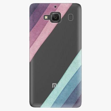 iSaprio Plastový kryt - Glitter Stripes 01 - Xiaomi Redmi 2