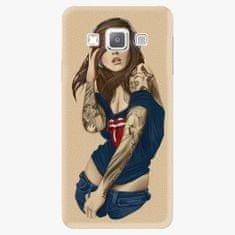 iSaprio Plastový kryt - Girl 03 - Samsung Galaxy A3