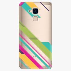 iSaprio Plastový kryt - Color Stripes 03 - Huawei Honor 7 Lite