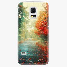 iSaprio Plastový kryt - Autumn 03 - Samsung Galaxy S5 Mini