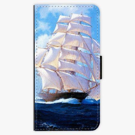 iSaprio Flipové pouzdro - Sailing Boat - Samsung Galaxy S9