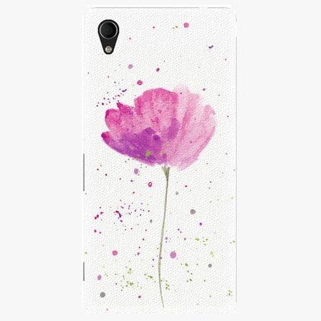 iSaprio Plastový kryt - Poppies - Sony Xperia M4