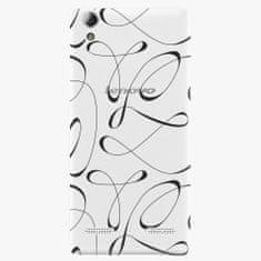 iSaprio Plastový kryt - Fancy - black - Lenovo A6000 / K3