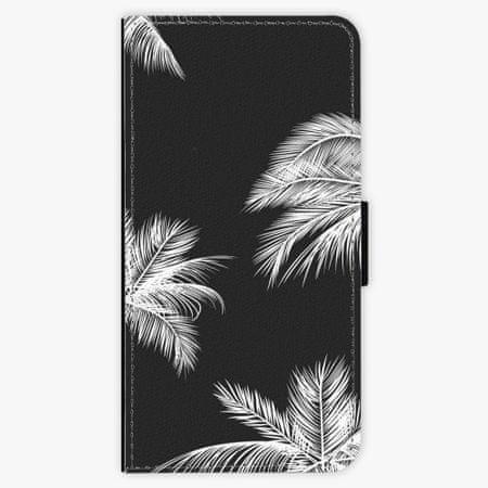 iSaprio Flipové pouzdro - White Palm - Huawei Mate 10 Lite