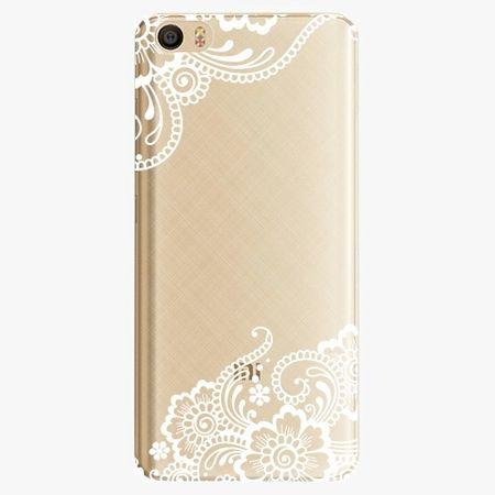 iSaprio Plastový kryt - White Lace 02 - Xiaomi Mi5