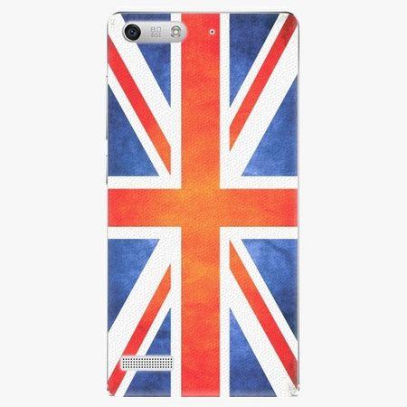 iSaprio Plastový kryt - UK Flag - Huawei Ascend G6