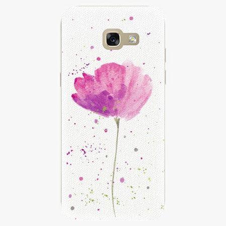 iSaprio Silikonové pouzdro - Poppies - Samsung Galaxy A5 2017
