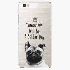 iSaprio Plastový kryt - Better Day 01 - Huawei Ascend P8 Lite