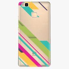 iSaprio Plastový kryt - Color Stripes 03 - Huawei Ascend P9 Lite