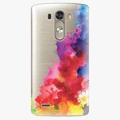 iSaprio Plastový kryt - Color Splash 01 - LG G3 (D855)