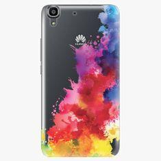iSaprio Plastový kryt - Color Splash 01 - Huawei Ascend Y6