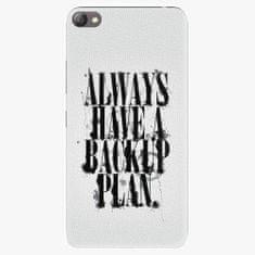 iSaprio Plastový kryt - Backup Plan - Lenovo S60