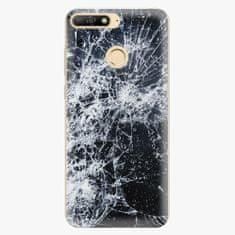 iSaprio Plastový kryt - Cracked - Huawei Y6 Prime 2018