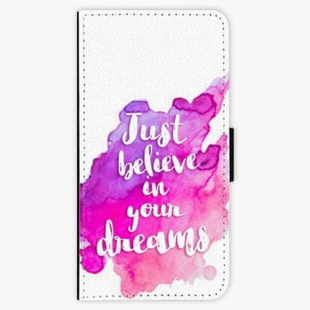 iSaprio Flipové pouzdro - Believe - Samsung Galaxy S9