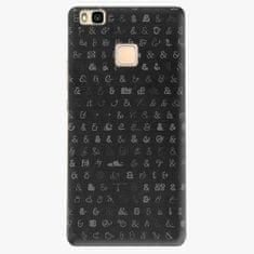 iSaprio Plastový kryt - Ampersand 01 - Huawei Ascend P9 Lite