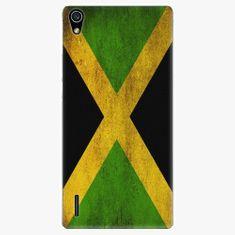iSaprio Plastový kryt - Flag of Jamaica - Huawei Ascend P7