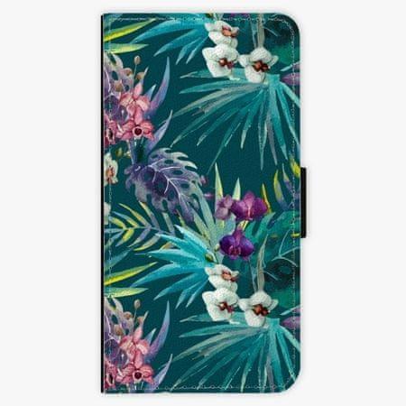 iSaprio Flipové pouzdro - Tropical Blue 01 - Huawei P20