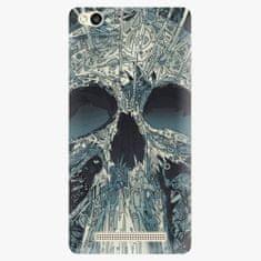 iSaprio Plastový kryt - Abstract Skull - Xiaomi Redmi 3