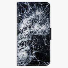 iSaprio Flipové pouzdro - Cracked - Samsung Galaxy A8 Plus