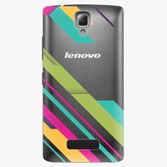 iSaprio Plastový kryt - Color Stripes 03 - Lenovo A2010