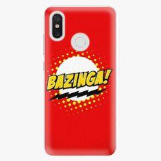 iSaprio Plastový kryt - Bazinga 01 - Xiaomi Mi 8