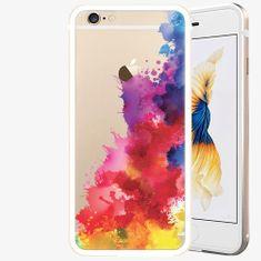 iSaprio Plastový kryt - Color Splash 01 - iPhone 6/6S - Gold