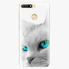 iSaprio Plastový kryt - Cats Eyes - Huawei Y6 Prime 2018