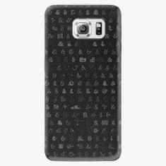 iSaprio Plastový kryt - Ampersand 01 - Samsung Galaxy S6 Edge Plus