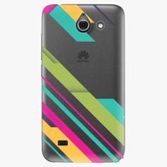 iSaprio Plastový kryt - Color Stripes 03 - Huawei Ascend Y550