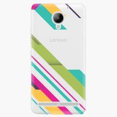 iSaprio Plastový kryt - Color Stripes 03 - Lenovo C2