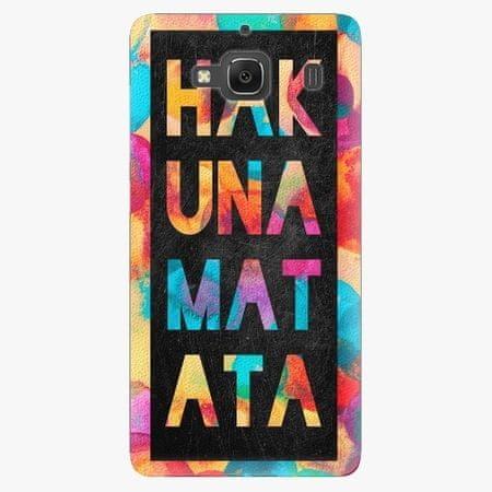 iSaprio Plastový kryt - Hakuna Matata 01 - Xiaomi Redmi 2