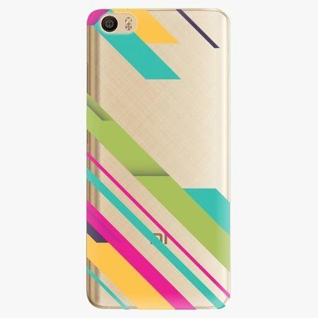 iSaprio Plastový kryt - Color Stripes 03 - Xiaomi Mi5