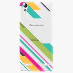 iSaprio Plastový kryt - Color Stripes 03 - Lenovo A6000 / K3