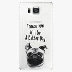 iSaprio Plastový kryt - Better Day 01 - Samsung Galaxy Alpha