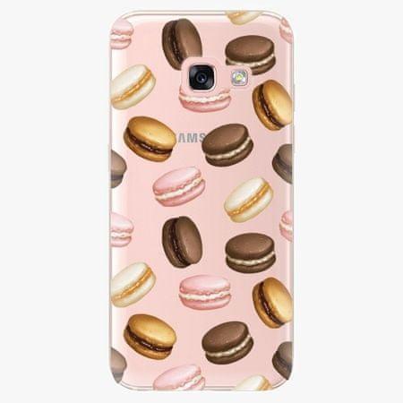 iSaprio Plastový kryt - Macaron Pattern - Samsung Galaxy A3 2017