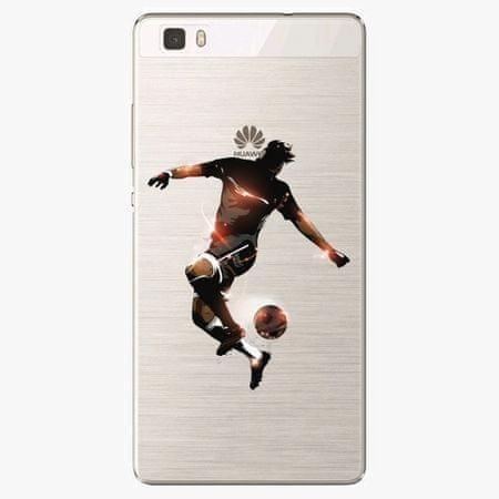 iSaprio Silikonové pouzdro - Fotball 01 - Huawei Ascend P8 Lite
