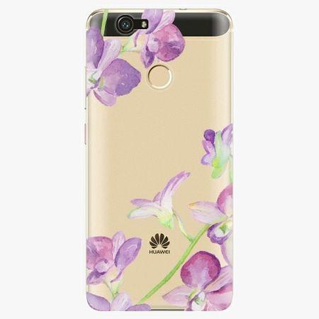 iSaprio Plastový kryt - Purple Orchid - Huawei Nova