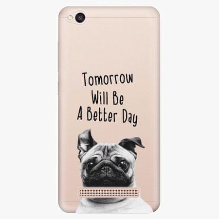 iSaprio Silikonové pouzdro - Better Day 01 - Xiaomi Redmi 4A
