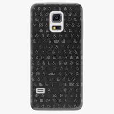iSaprio Plastový kryt - Ampersand 01 - Samsung Galaxy S5 Mini
