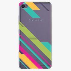iSaprio Plastový kryt - Color Stripes 03 - Lenovo S90