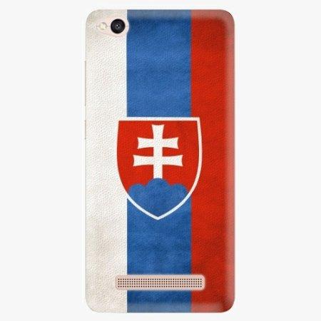 iSaprio Silikonové pouzdro - Slovakia Flag - Xiaomi Redmi 4A
