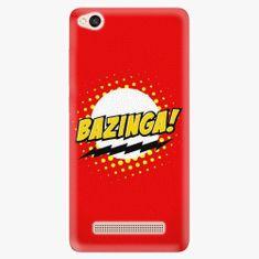 iSaprio Plastový kryt - Bazinga 01 - Xiaomi Redmi 4A