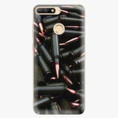 iSaprio Plastový kryt - Black Bullet - Huawei Y6 Prime 2018