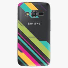 iSaprio Plastový kryt - Color Stripes 03 - Samsung Galaxy Trend 2 Lite