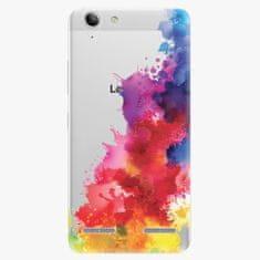 iSaprio Plastový kryt - Color Splash 01 - Lenovo Vibe K5