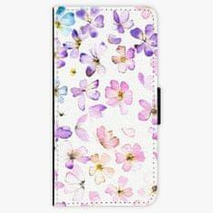 iSaprio Flipové pouzdro - Wildflowers - iPhone XR