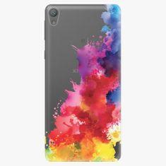 iSaprio Plastový kryt - Color Splash 01 - Sony Xperia E5