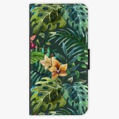 iSaprio Flipové pouzdro - Tropical Green 02 - Huawei P20 Lite